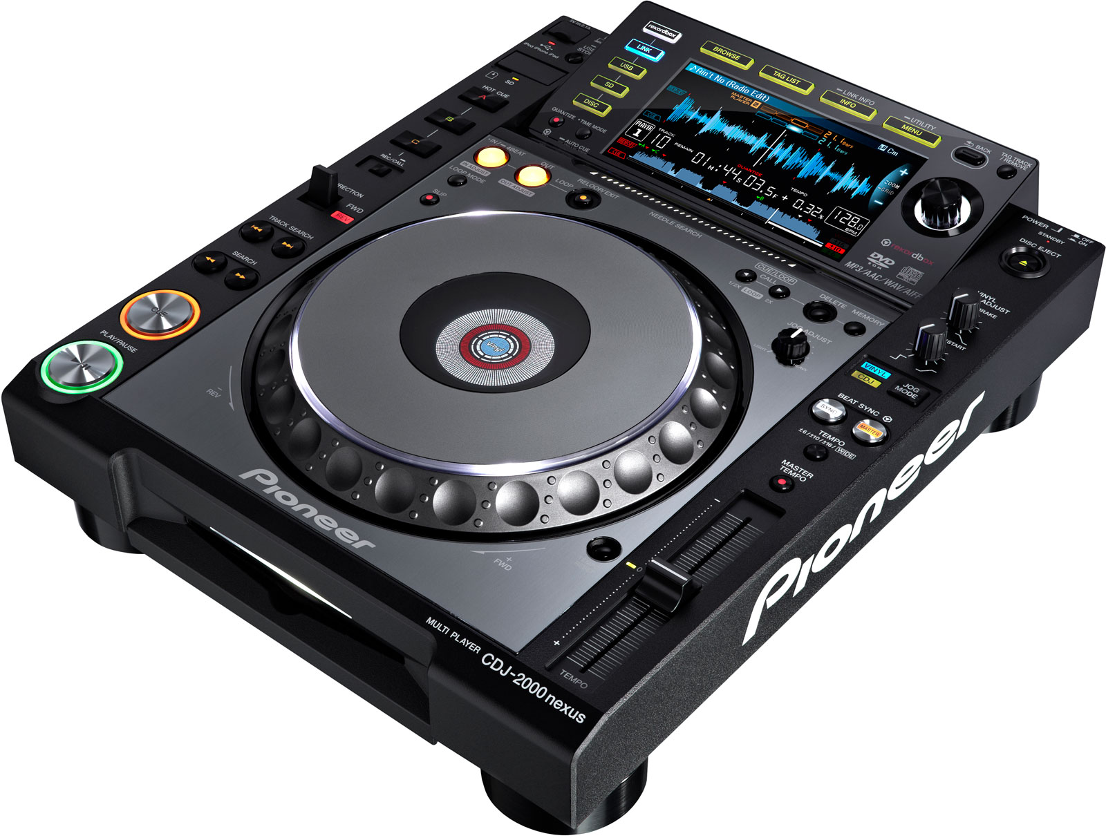 Platine CD CDJ2000 Nexus